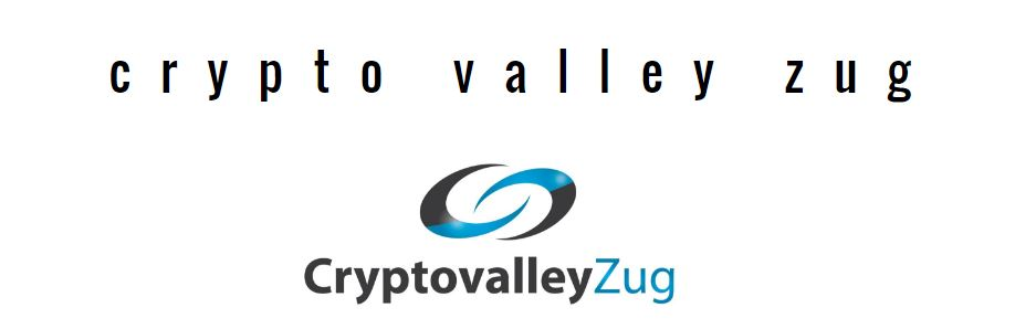 Crypto Valley : Swisszerland