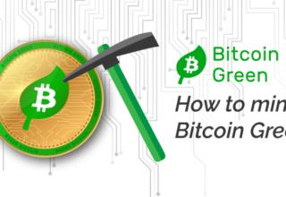 การขุดเหรียญ Bitcoin Green