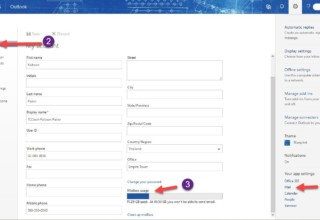How to check email usage office 365