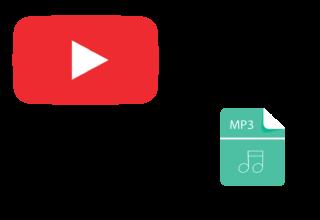 การดาวน์โหลดไฟล์จาก Youtube เป็น MP3