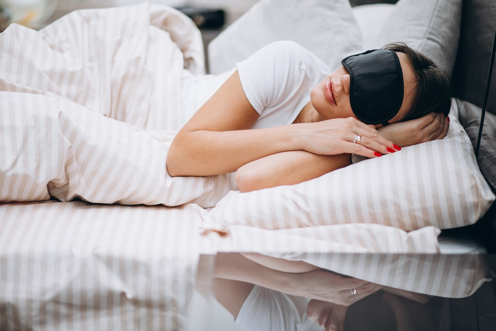 นอนไม่หลับ ปรับแก้อย่างไรดี
